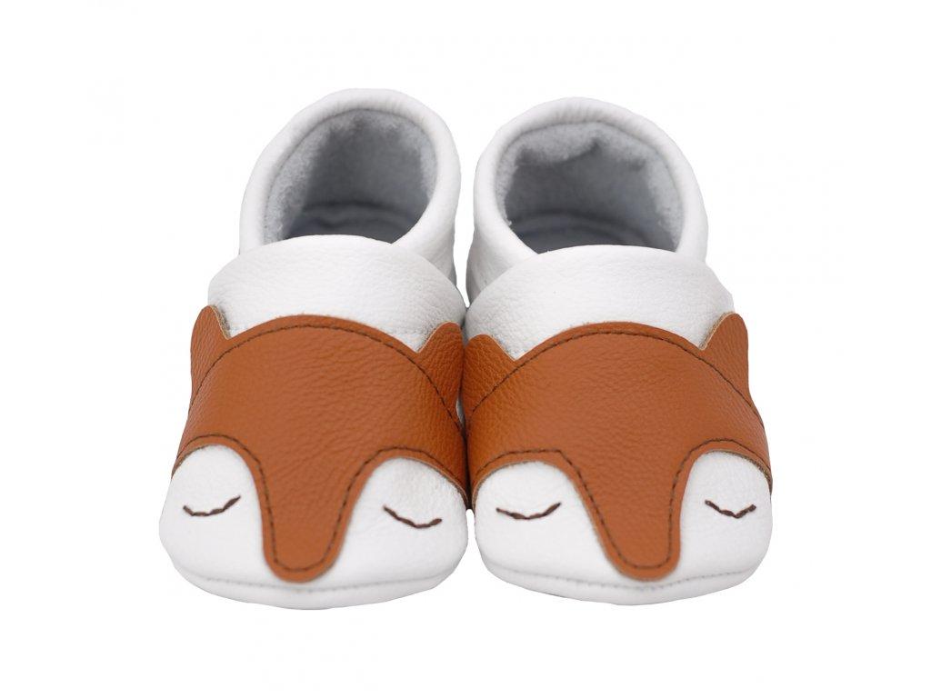 First Baby Shoes   Capáčky Liška