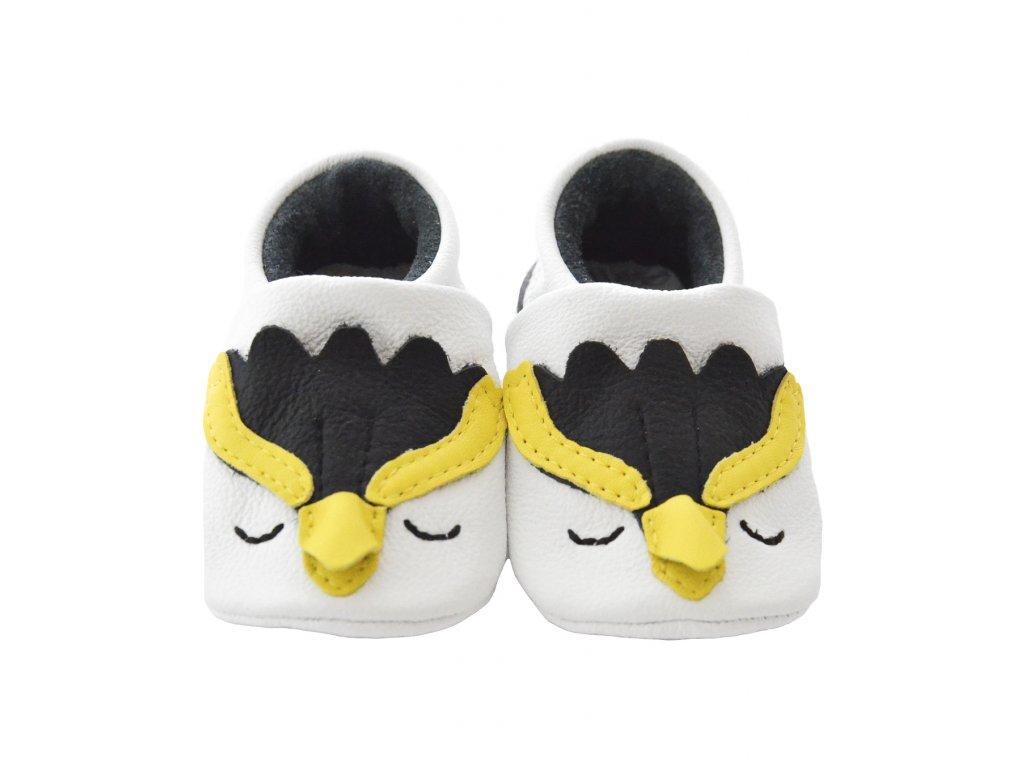 First Baby Shoes | Capáčky Tučňák