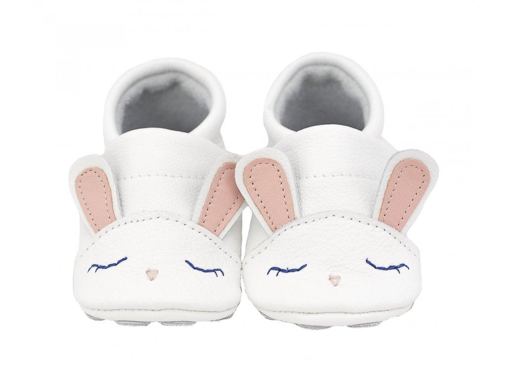 First Baby Shoes   Capáčky Králík