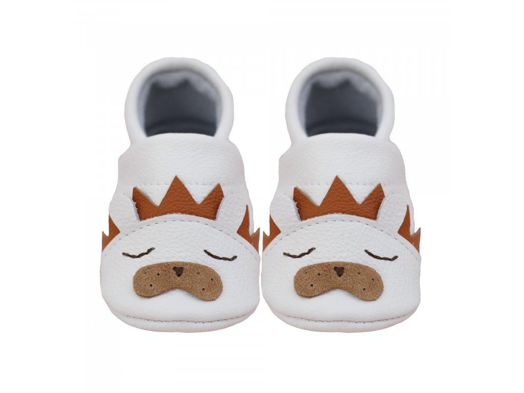 First Baby Shoes | Capáčky Lev