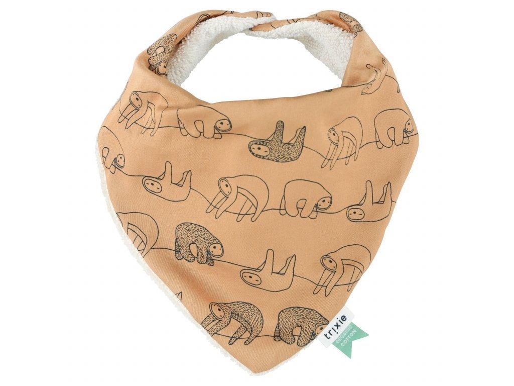 Trixie   Bryndák a šátek Silly Sloth