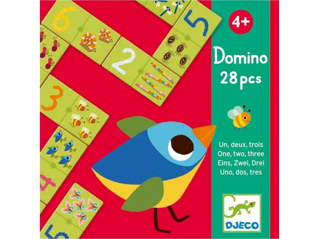 DJ08168 Domino Veselé počítání 1