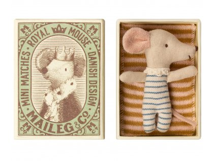 Maileg | Myška miminko v krabičce