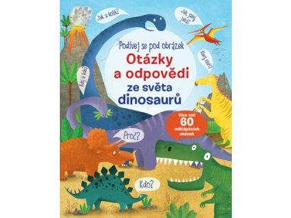 Svojtka & Co. | Podívej se pod obrázek – otázky a odpovědi ze světa dinosaurů