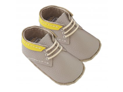first baby shoes susu model grey yellow shop