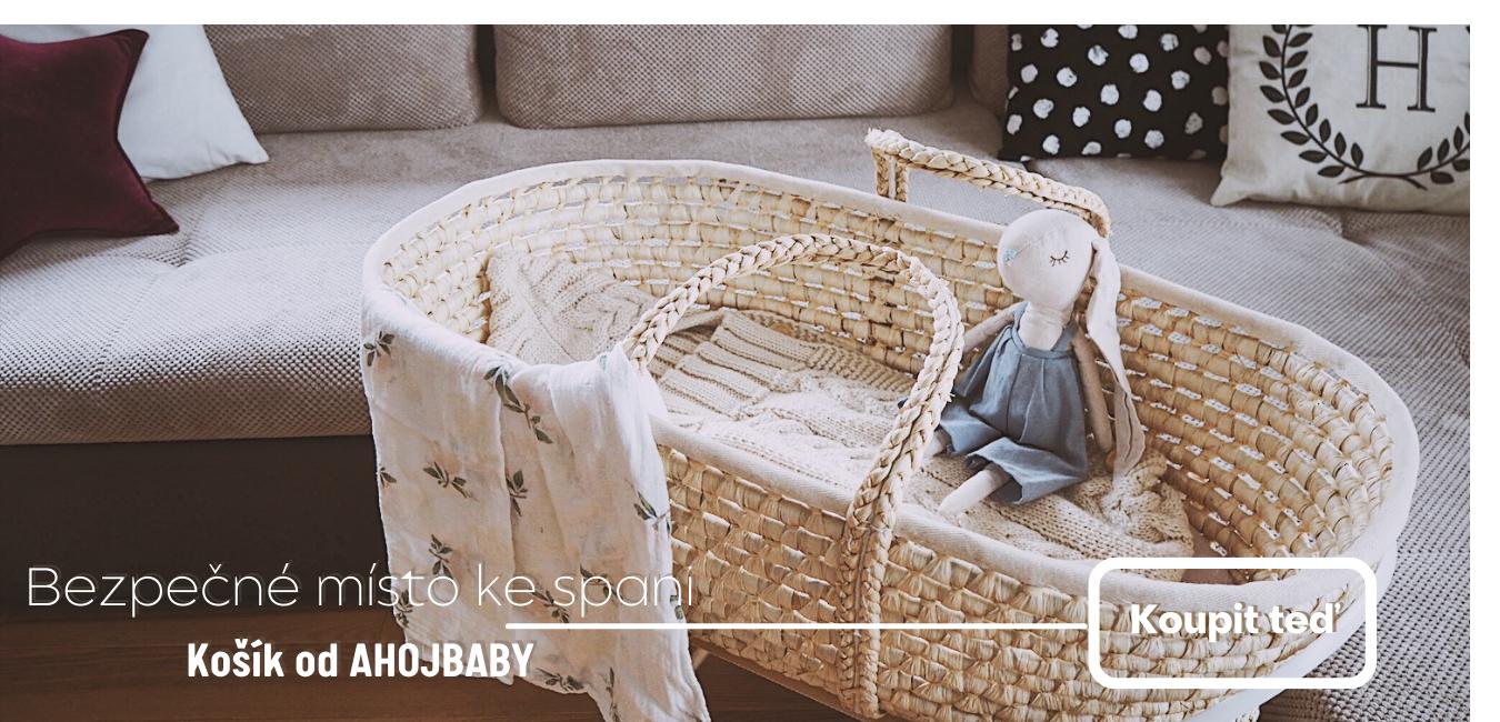 Kvalitní a bezpečné doplňky pro spánek Vašich nejmenších dětí.