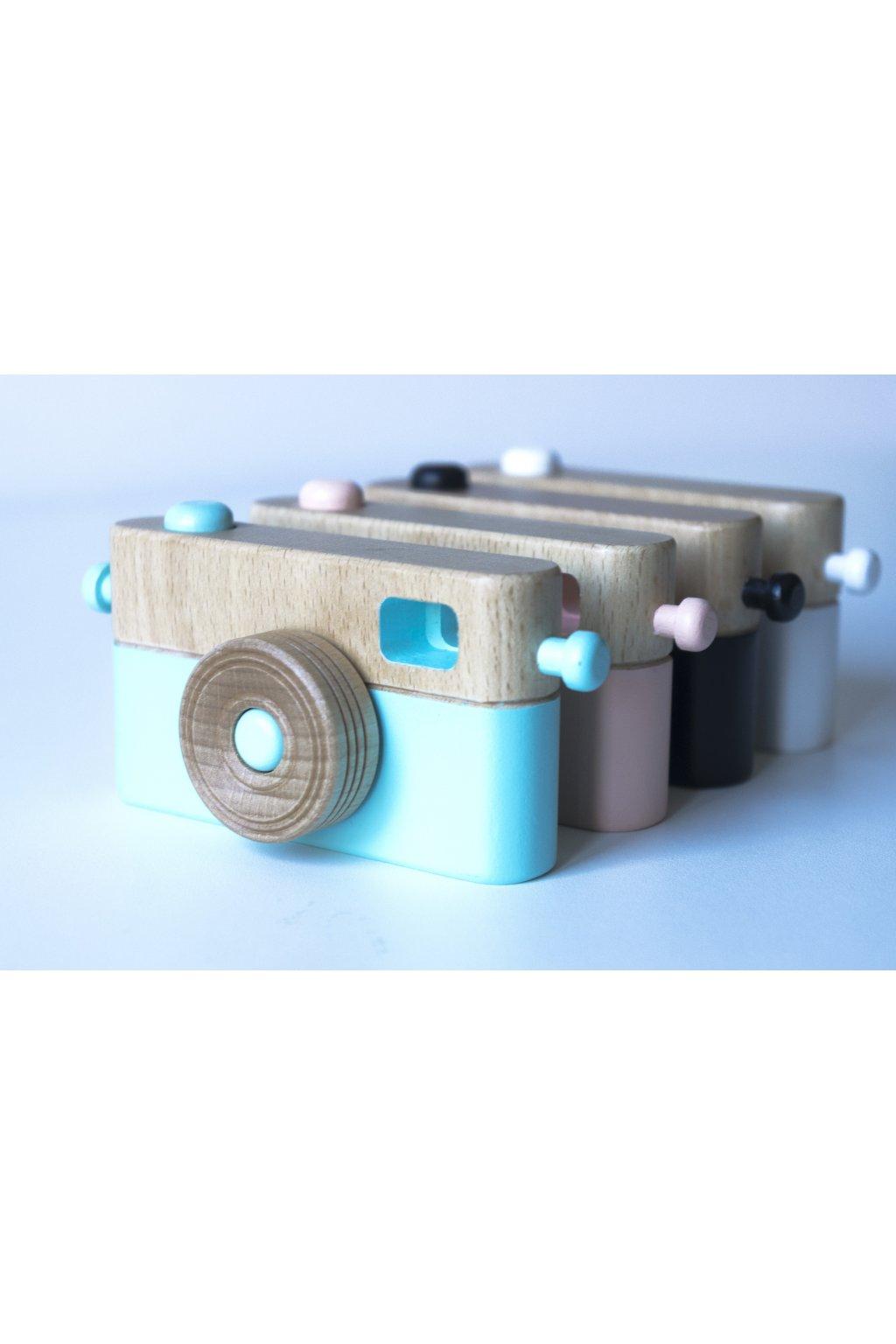 Dřevěné fotoaparáty