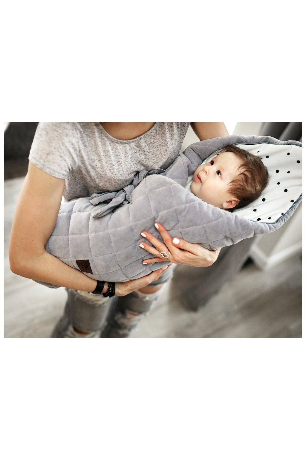 Zavinovačka Sleepee Royal Baby Swaddle Wrap