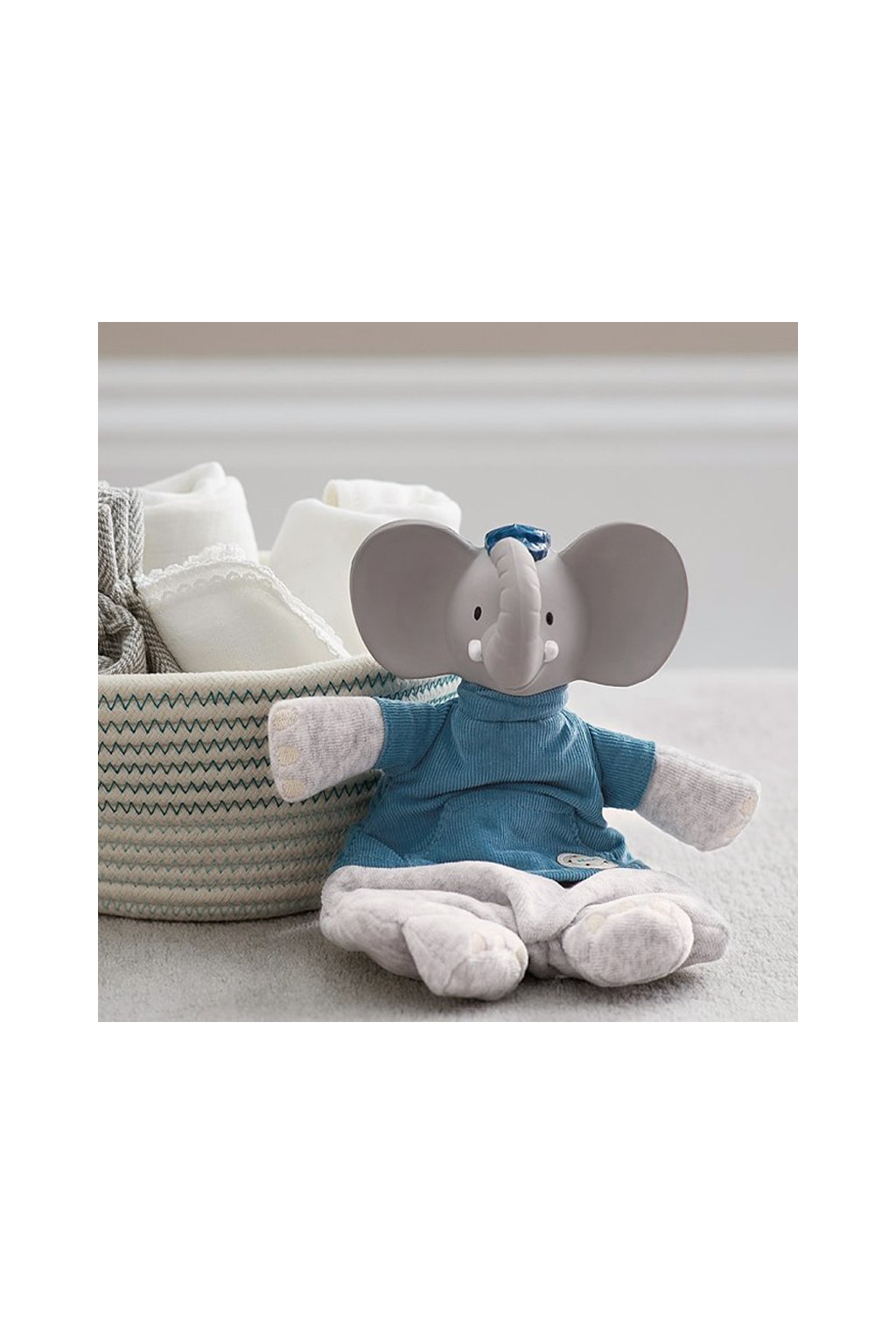 Mazlíček / kousátko slon Alvin