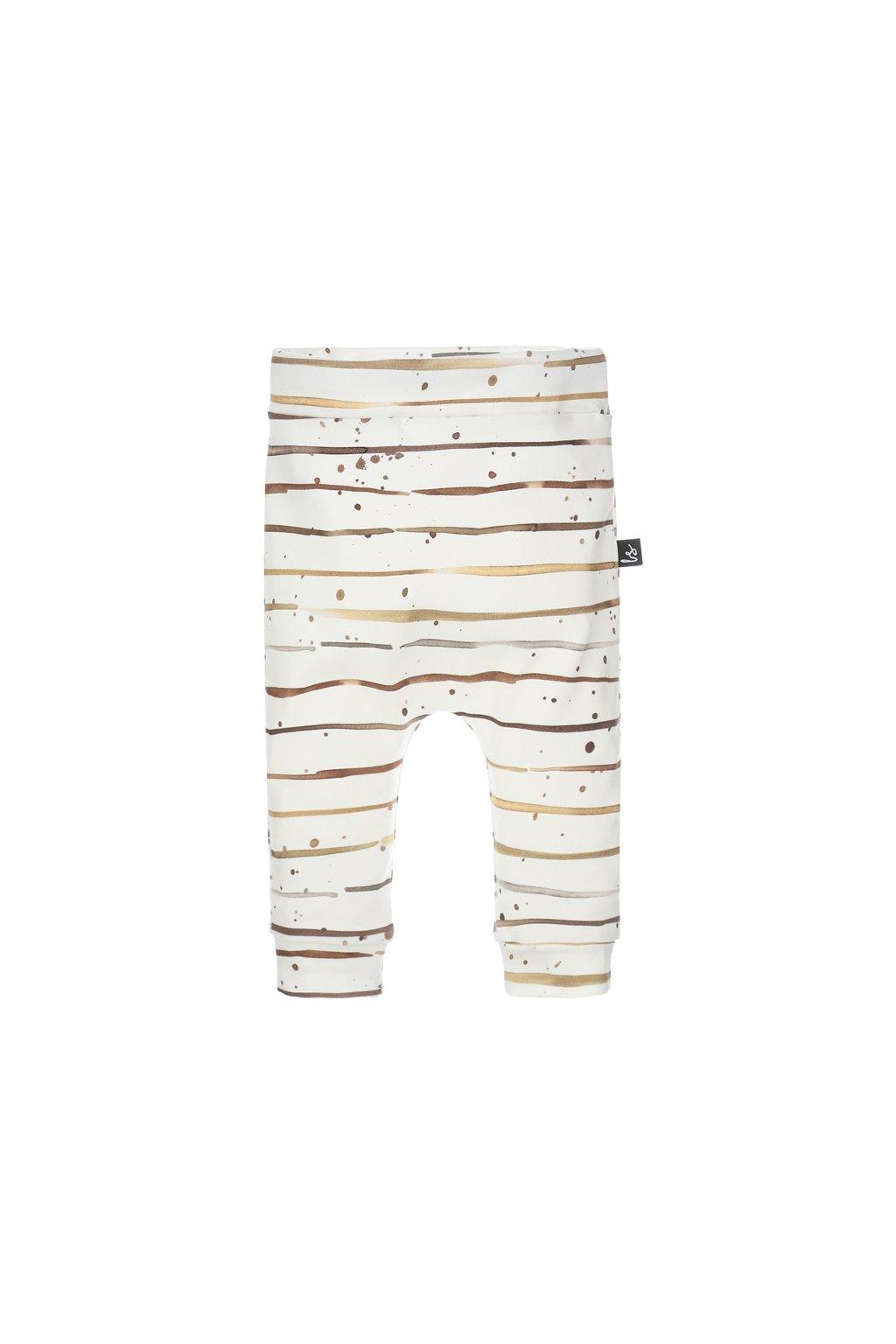 natural stripes broekje