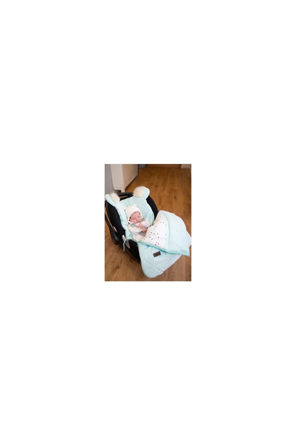 dream catcher sleeping bag 6in1 triangles aquamarine cm (6)