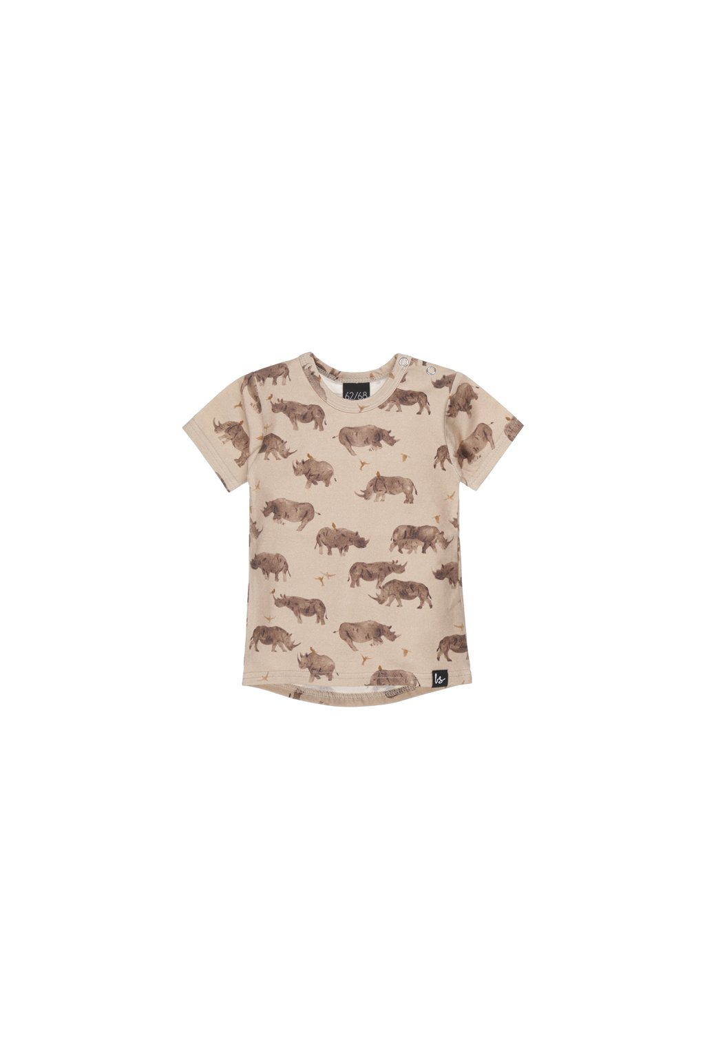 rhino party t shirt babystyling
