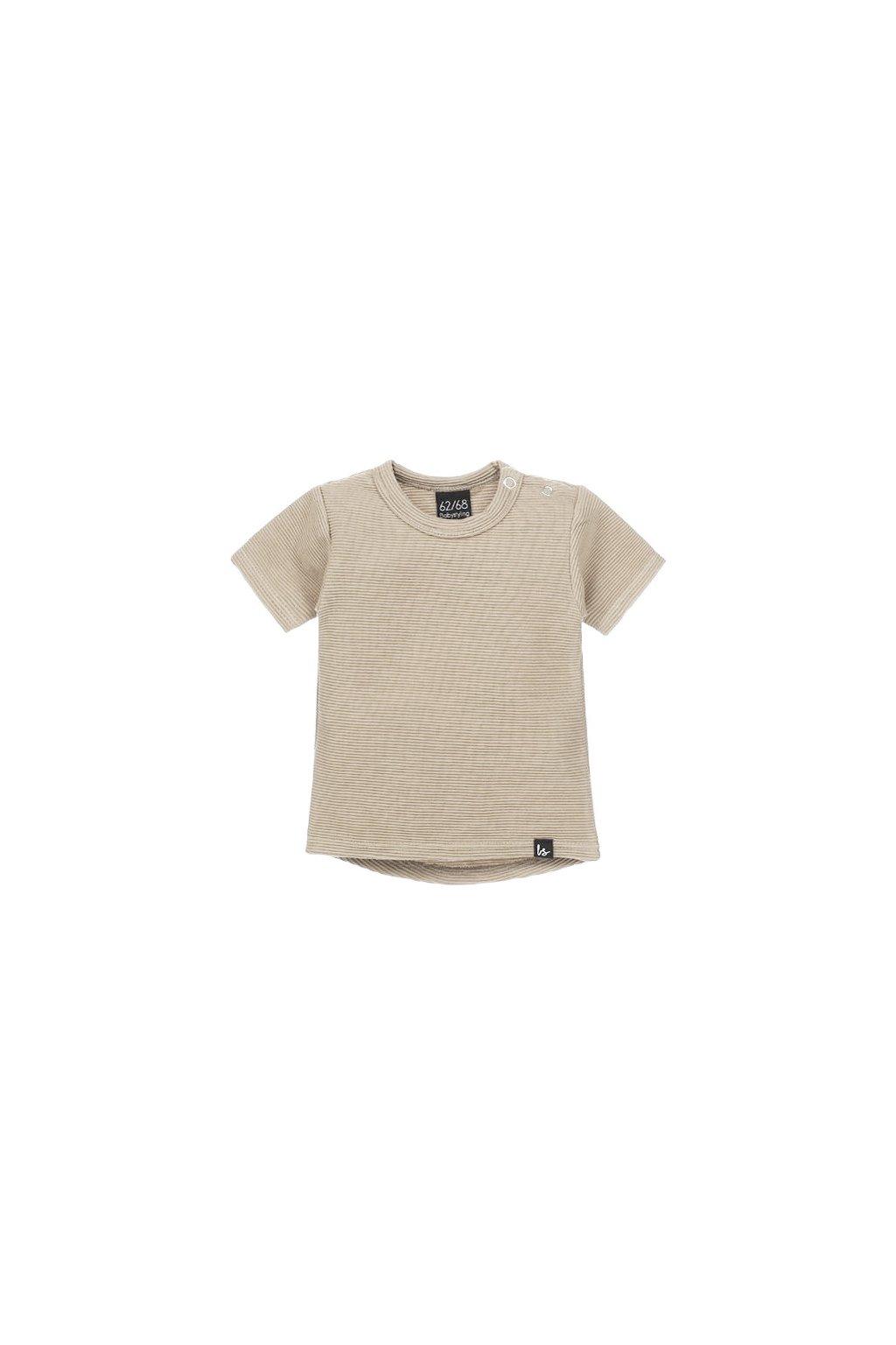 rib t shirt zand babystyling