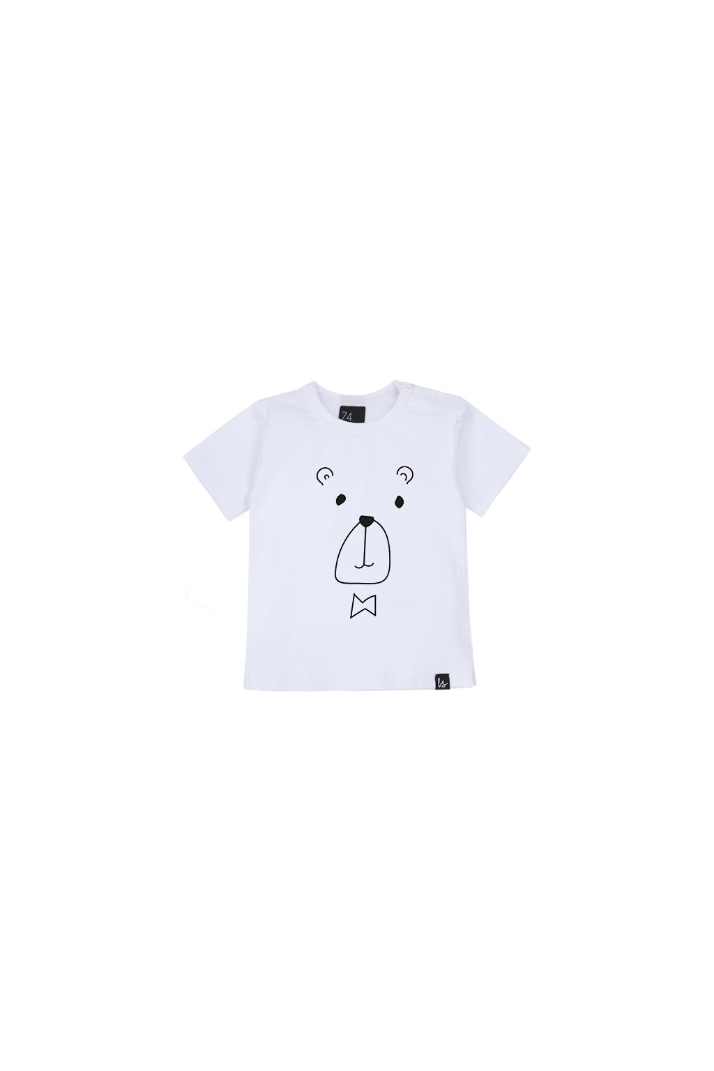 babystyling beer tshirt wit