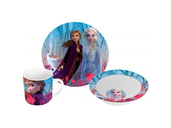 Porcelánova sada Frozen