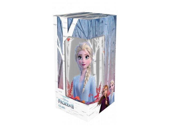 Sklenený pohár Frozen