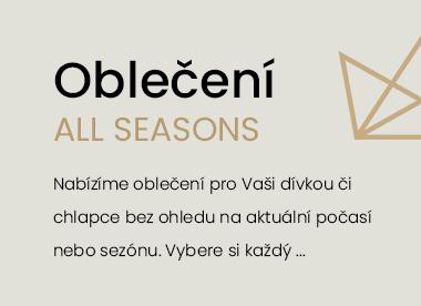 Oblečení all seasons