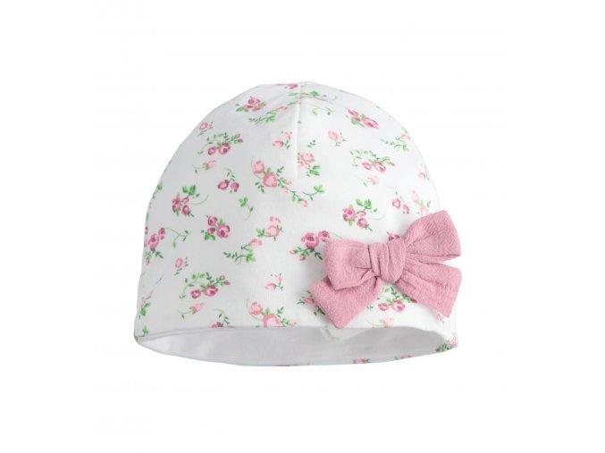 Čepice s mašličkou Minibanda