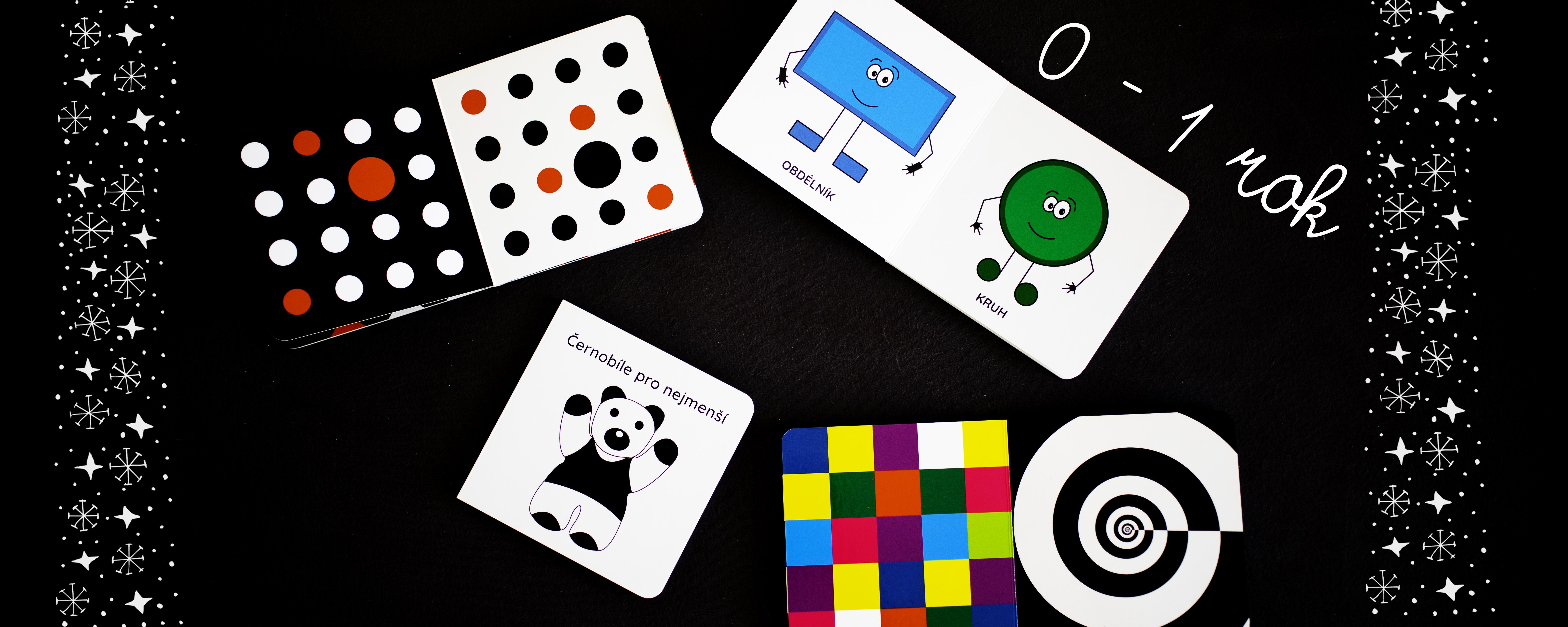 Vánoční tipy: pro miminka vyberte hračku rozvíjející zrak či koordinaci ruka oko