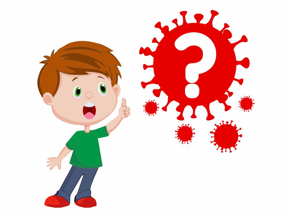Desatero, jak s dětmi mluvit o koronaviru