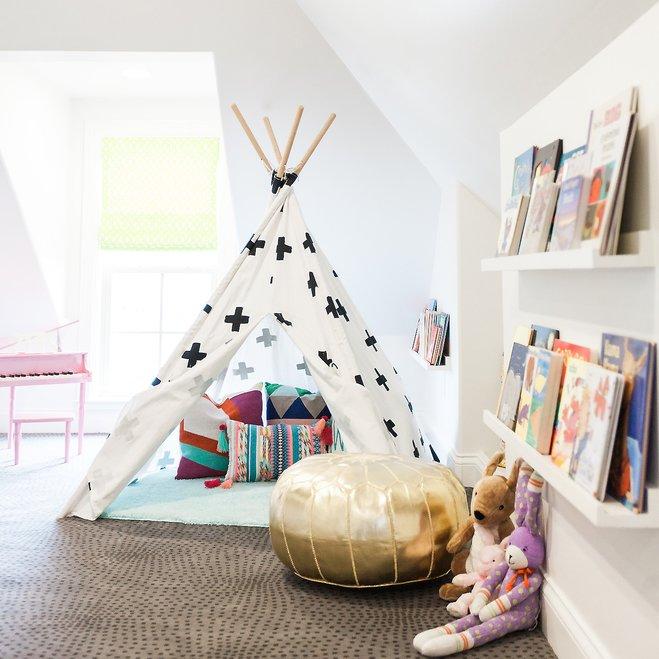Jak vymyslet ideální pokojíček pro naše děti? Inspirujte se
