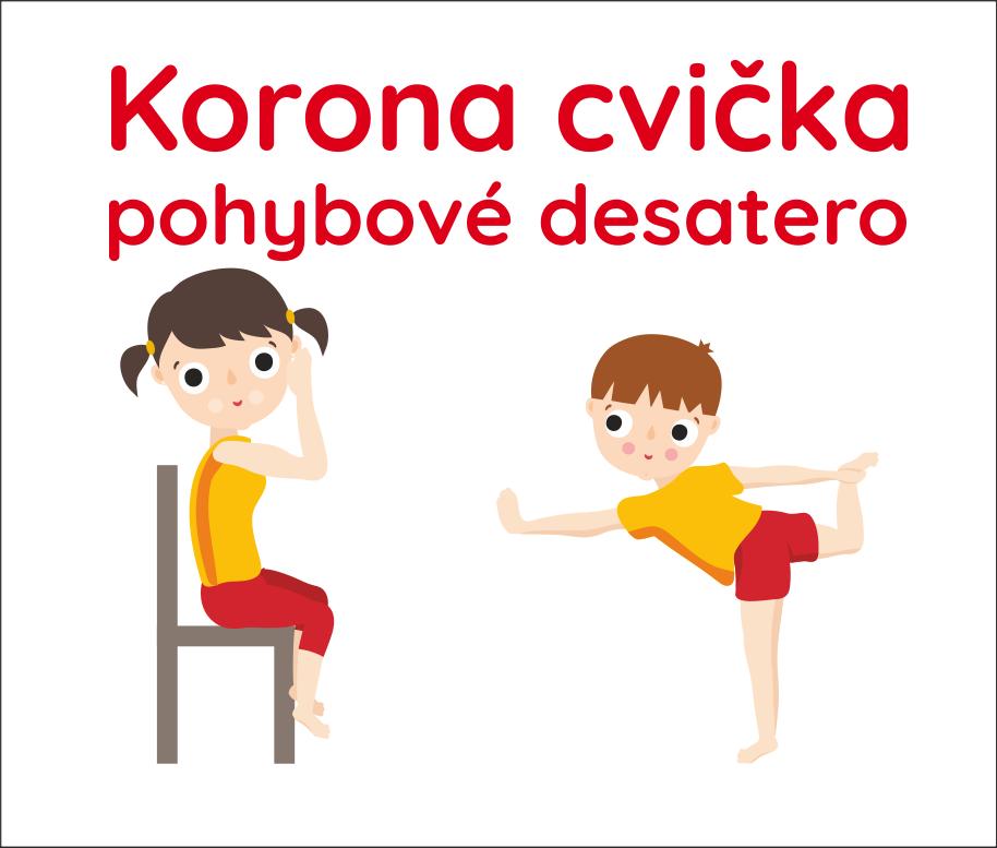 Korona-cvička - návod ke stažení
