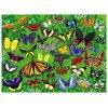 croc creek 36 animal puzzle butterflies 300pc 2