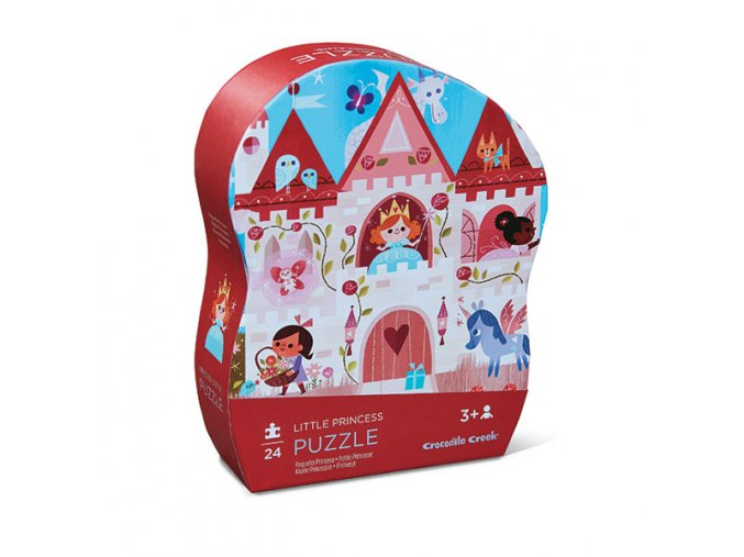 Mini puzzle II - malá princezna