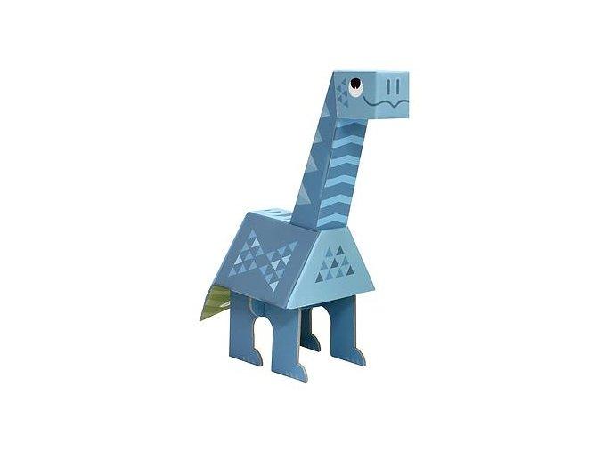 Poskládej dinosaura - Apatosaurus