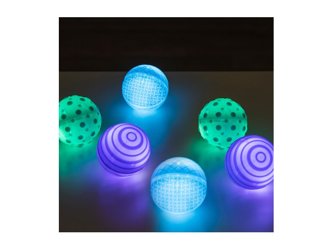 10601 light up tactile glow spheres