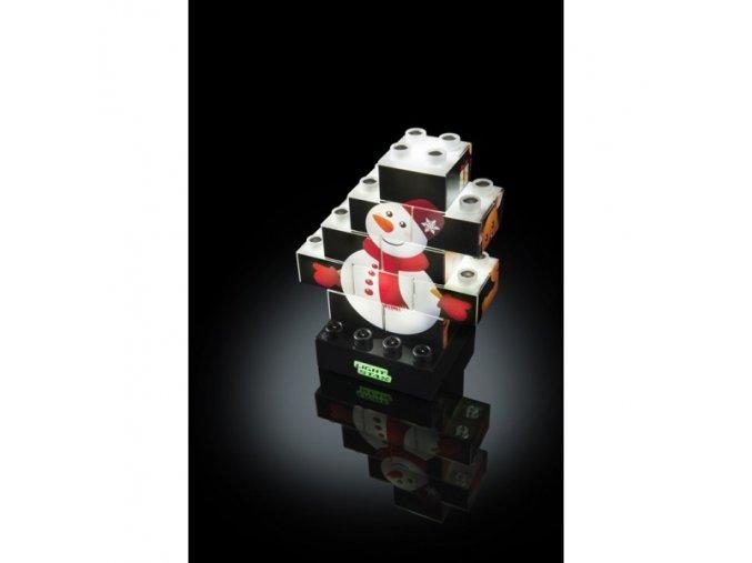 Light Stax Puzzle Vánoční edice