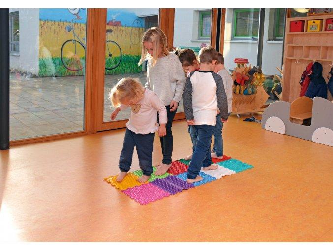 Sensory path kindergarten set of 10