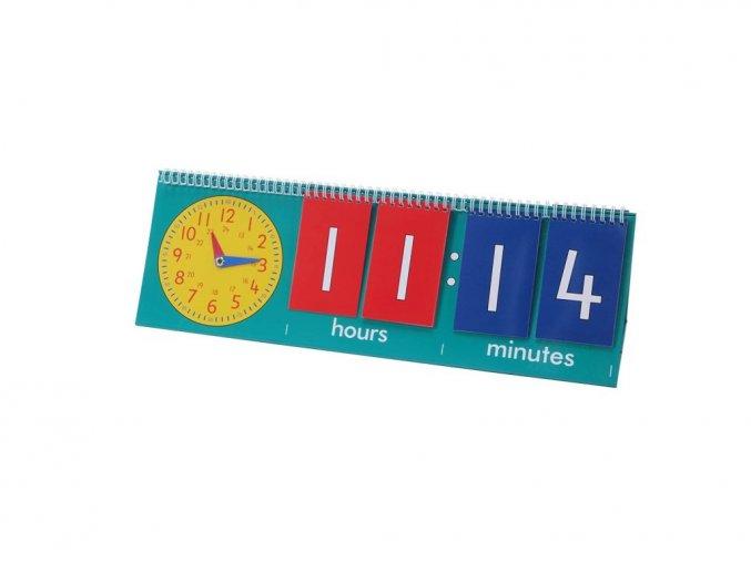 stolní hodiny učitel 1