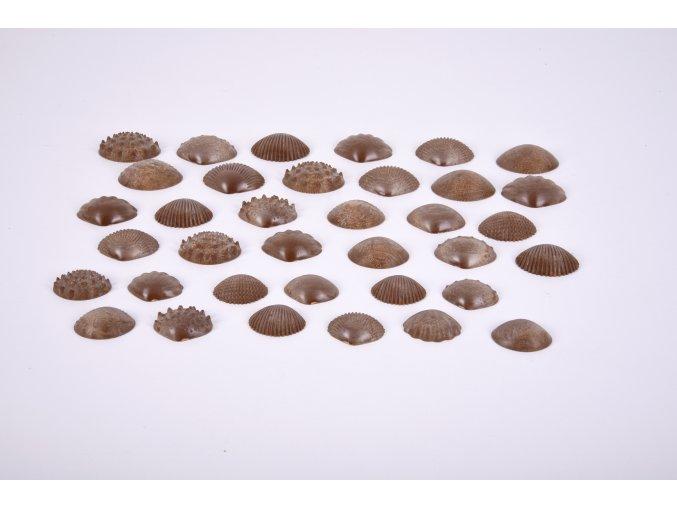 Eco friendly tactile shells