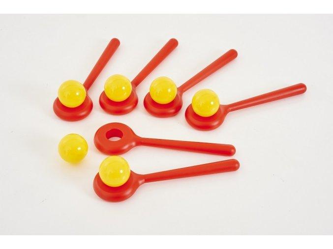 Balanční set (12 ks) / Balancing ball set (12 pc)