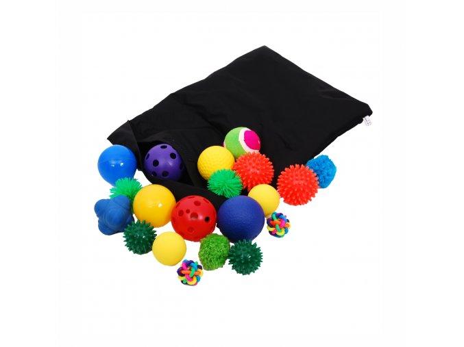 Sensorické míče (20 ks) / Sensory Ball (20 pc)