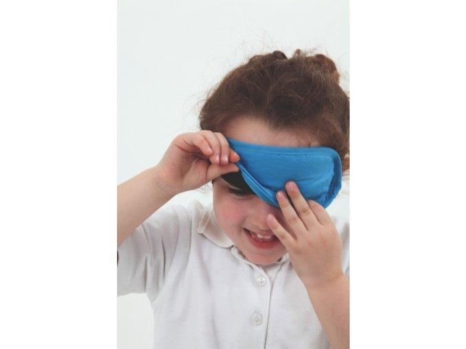 Pásky přes oči (6 ks) / Blindfold set (6 pc)