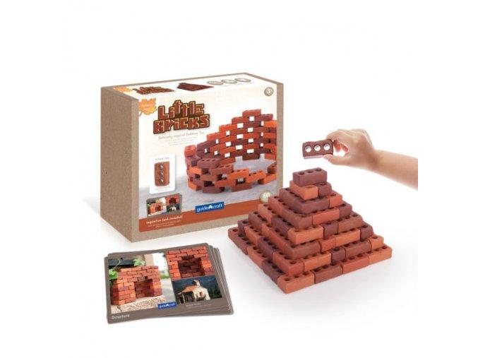 Malé cihly set 60 ks / Little bricks 60 PC set