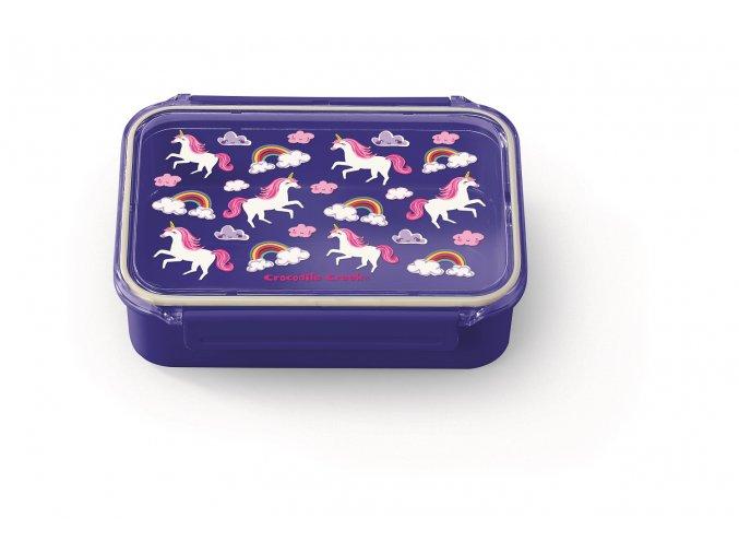 Svačinová krabička - Jednorožec / Bento box Unicorn