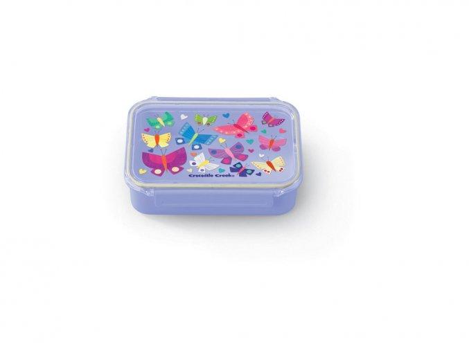 Svačinová krabička - Motýlci / Bento box Butterfly Dreams