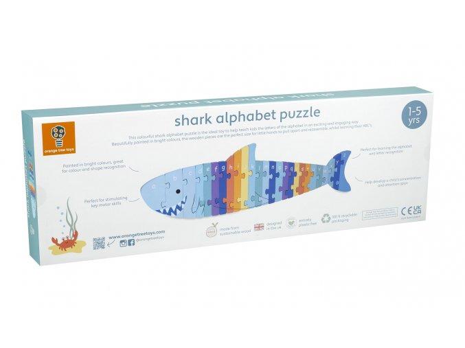 Shark Alphabet Puzzle 2