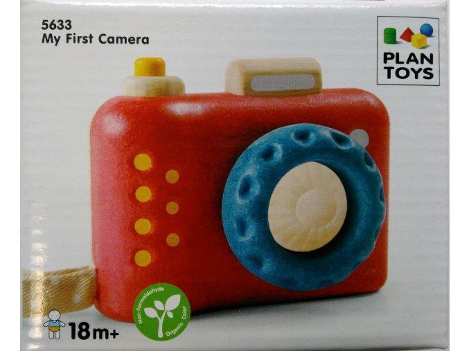 Plan Toys - Můj první fotoaparát
