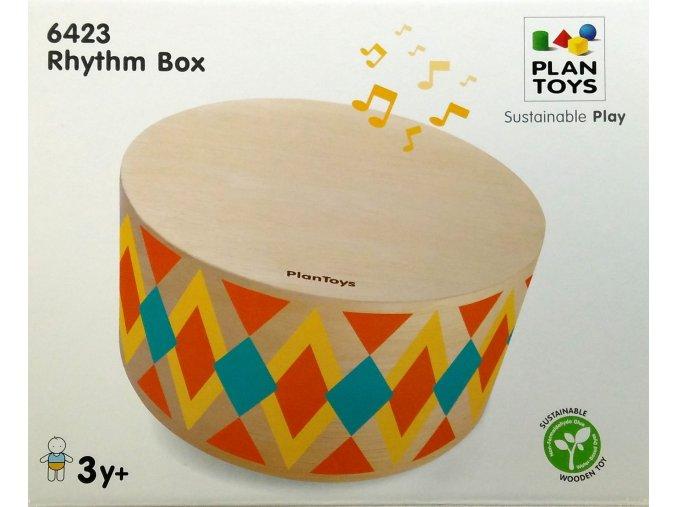 Plan Toys - Rytmický bubínek