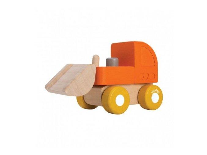 Plan Toys - Mini buldozer