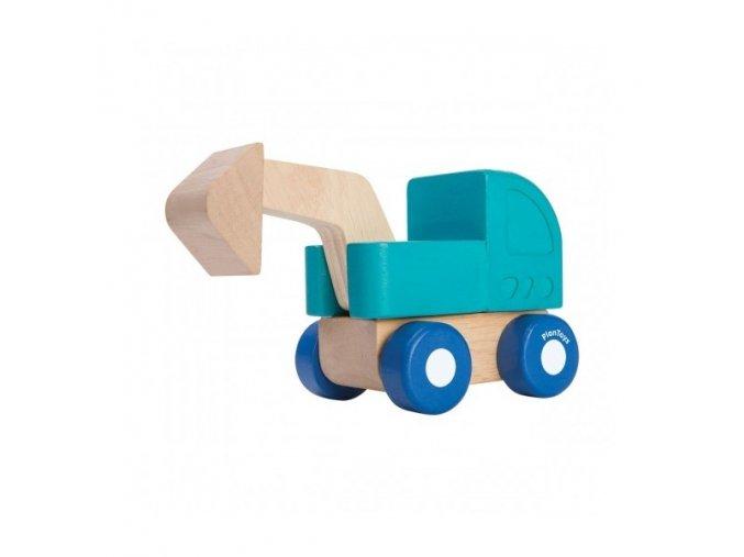 Plan Toys - Mini bagr