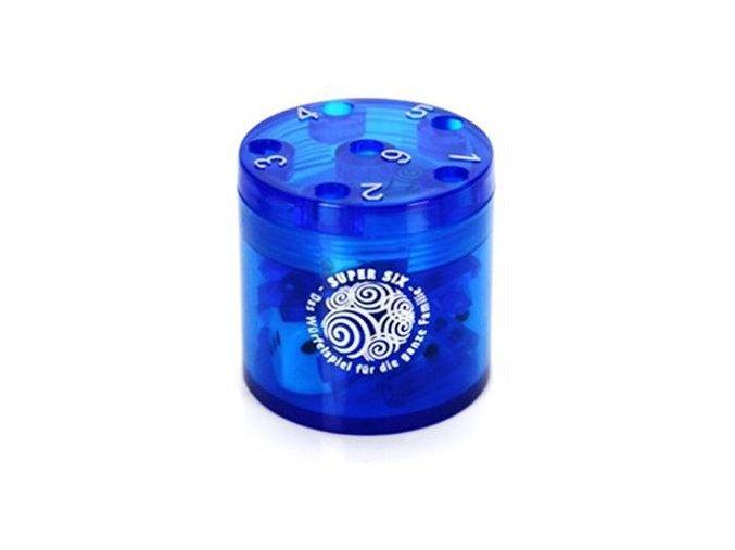 Super six - modrý