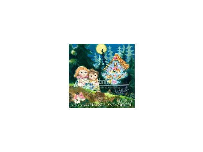 Hansel and Gretel - Perníková chaloupka anglicky