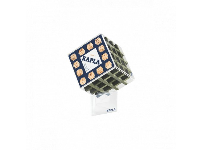 variant cube green