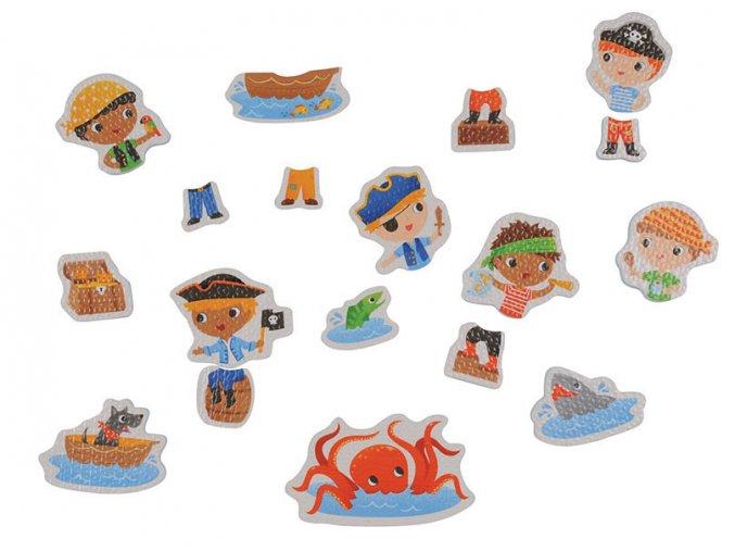 piráti bath stories