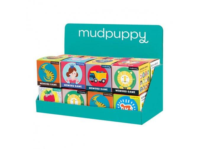 Mini Memory Game - Princezna (24 ks) / Mini Memory Game Enchanted Princess (24 pc)
